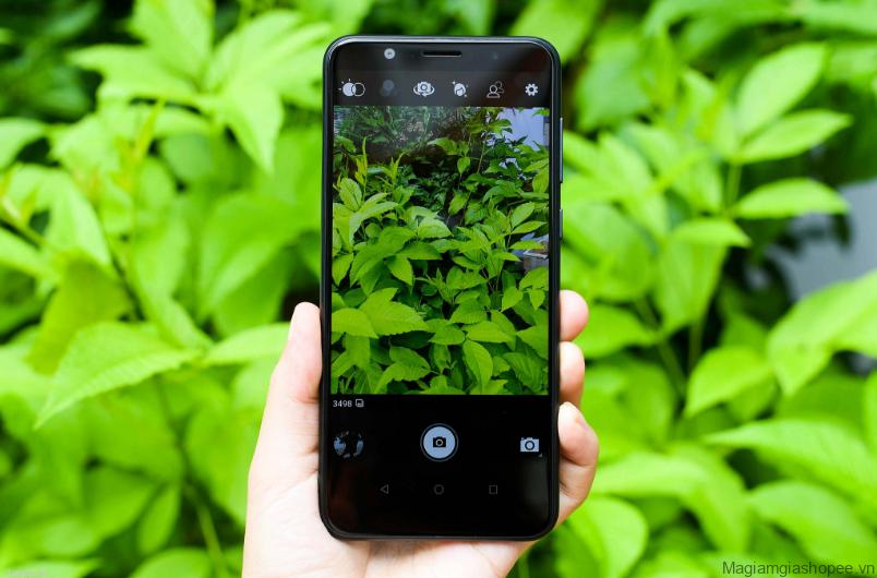 Asus Zenfone Max Pro M1 camera kép xóa phông bán độc quyền trên Shopee