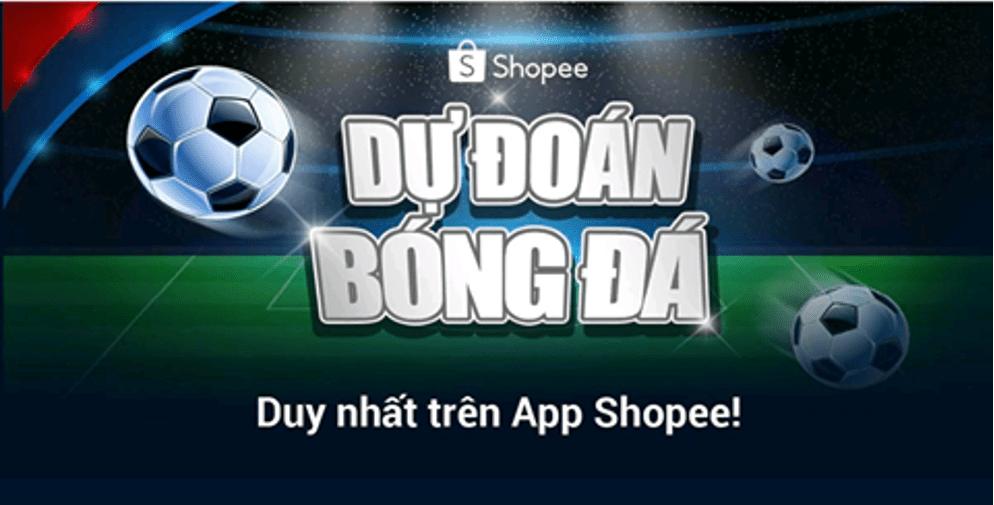 Hướng dẫn chơi dự đoán bóng đá trên Shopee