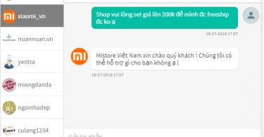 Hướng dẫn liên hệ với người bán trên Shopee