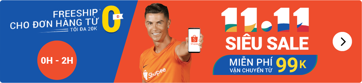 Shopee Siêu Sale 11.11