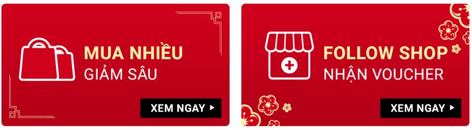 Shopee Sale Tết
