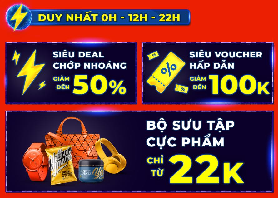 Flash Sale Rẻ Vô Địch Shopee