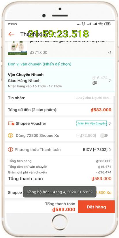 Kinh nghiệm săn mã giảm giá Shopee