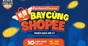 Trò chơi Bay cùng Shopee
