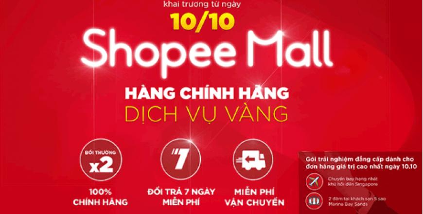Shopee Mall là gì. ìm hiểu một số kiến thức liên quan đến Shopee Mall